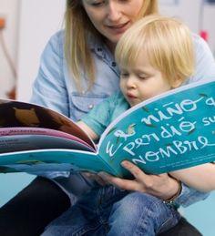 """""""El niño que perdió su nombre"""" Regal per baby present"""