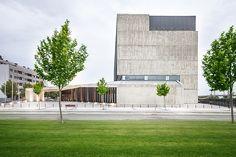 Palacio de  Justicia de Huesca / Ingennus