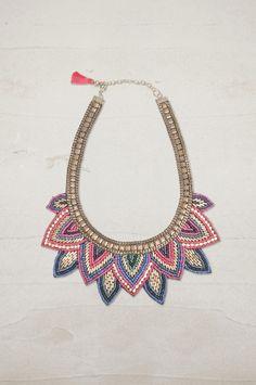 Visitá la nueva colección Invierno 16 en Rapsodia.com > Collar Walker