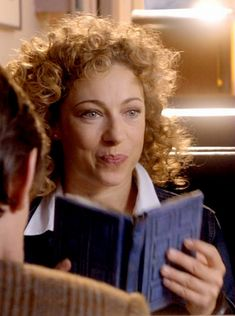 Her name was River Song...