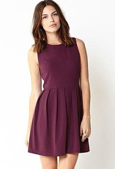 Favorite Fit & Flare Dress | FOREVER 21 - 2040495188