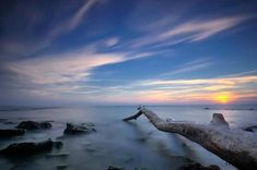 A Lesson in Long Exposure Landscapes