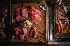 ushi no kura - yakiniku in tokyo - www.iamafoodblog.com