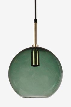 PR Home Pendel Milla Guld 20 cm - Grøn - Pendler - Ellos.dk Lassi, Outdoor Lighting, Incense, Ceiling Lights, Inspiration, Home Decor, Ell, Interiors, Modern