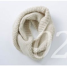 Strickanleitung für einen Rundschal, Loop von Knit Kit - Stricken, Häkeln und Nähen leicht gemacht auf DaWanda.com