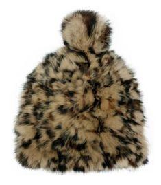 Leopard Luxe Slouchy Bb Style, Rabbit Fur, Fur Coat, Bird, Birds, Fur Coats, Fur Collar Coat