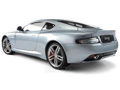 Aston Martin DB9 1:18 Scale - Welly Diecast Model (Silver) #aston #martin #astonmartin #db4 #db5 #dbs #db7 #db9 #db10 #db11 #vantage #vanquish #zagato #rapide #virage #volante #musclecar #customcar #hotrod #diecast #118scale #124scalemodelcars