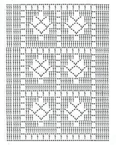 graficos para fazer tapetes de barbante 6                                                                                                                                                                                 Mais
