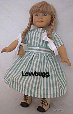 Summer Dress fits American Girl Doll Kirsten