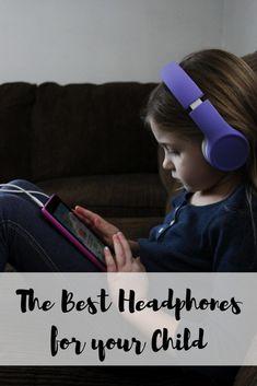 The Best Headphones for your Child – Blissfully Insane