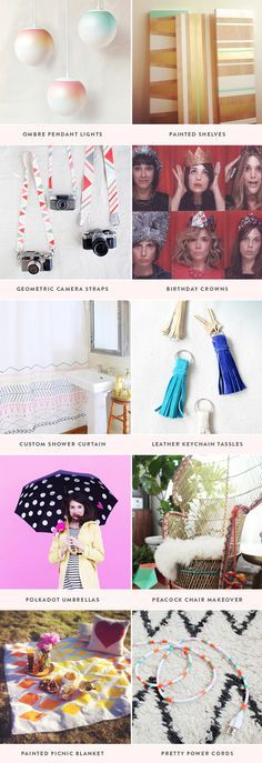 10 FAVORITE DIY PROJECTS