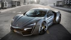 W Motors Fenyr SuperSport and Lykan HyperSport | Five Scary-Fast Supercars