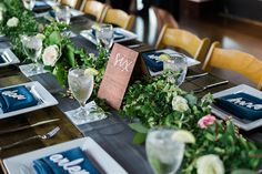 Table Setting | Wedding | Wedding Inspiration | Wedding decor
