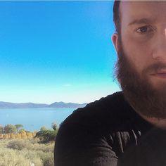 Meraviglia #beauty #bear #beards #bearded #beardedman #gingerbeard #ginger #gingergay #gay #gayboy #gayguy #gaybear #fashionblogger  #follow #cute #love #instadaily #instagood #bestoftheday #beautiful #blogger #selfie #italy #italianbeauty #italianbear #xlbelly #trasimeno #umbria #lago #lake by ted.die