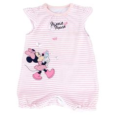 "Babies ""R"" Us - Minnie Mouse - Babygrow 0-12 meses"