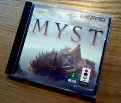 MYST - Panasonic 3DO Horrivel.....
