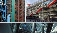 Centre Pompidou is one of the world's most renowned museums, housing revered artworks, but its exterior appearance has been fiercely debated for over 40 years.