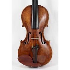 Violin Giovanni Tononi 1720–1730 Bologne