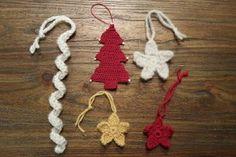 Jour 12 : Décoration de sapin au crochet par Aiguilles et Papilles #lenoeldesblogsnantais