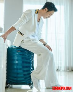 Jin Goo - Cosmopolitan Magazine May Issue Jang Keun Suk, Jong Suk, Jun Matsumoto, Hong Ki, In The Air Tonight, Song Joong, Park Hyung, Park Seo Joon