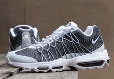 "Nike Air Max 95 Ultra Jacquard In ""Beethoven"" Tones - SneakerNews.com"