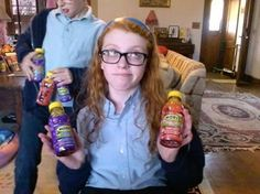 Mott's New Fruit Flavors are PUT TO THE TEST by my Nine and 13 year old and we have a #GIVEAWAY! #MottsFruitRush - The Staten Island family