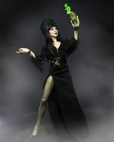 Neca Figures, Action Figures, Wicca, Cassandra Peterson, 16 Year Old, 40th Anniversary, Mistress, The Darkest, Horror
