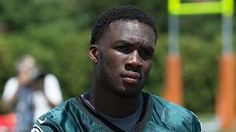 http://atvnetworks.com/index.html Philadelphia Eagles wide receiver Nelson Agholor (17) looks on during practice at NFL football training camp, Sunday, Aug. 2, 2015, in Philadelphia.