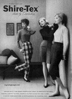Love capri and cigarette pants! Love capri and cigarette pants! The post Super cute 1958 outfits. Love capri and cigarette pants! 2019 appeared first on Sweaters ideas. Vintage Fashion 1950s, Vintage Mode, 1960s Fashion, Vintage Style, 1950s Fashion Pants, 60s Inspired Fashion, 50s Vintage, Vintage Ideas, Vintage Beauty