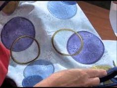 Comment faire des cercles avec sa machine à coudre. • Hellocoton.fr