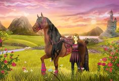 Happy Valentine's Day from Star Stable!