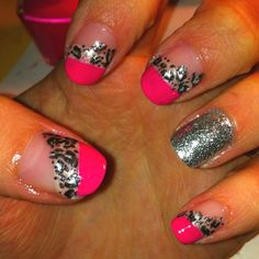 Cheetah and you should always highlight your ring finger!