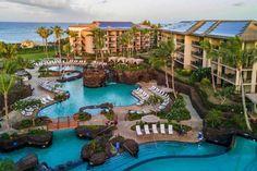 Kauai is an amazing vacation destination. From sunny Poipu to the beautiful mountains of the North Shore, there are perfect accomidations for everone. Kauai Beach Resort, Poipu Kauai, Kailua Hawaii, Kauai Vacation, Dream Vacation Spots, Hawaii Hawaii, Oahu, Vacation Ideas, Kauai Hotels
