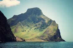 Archipielago de Juan Fernandez, Isla de Robinson Crusoe, el Alto y Puerto Ingles, Chile