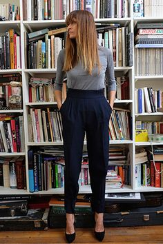 Zara's Latest Lookbook Gives Us 71 Reasons For Another Shopping Spree #refinery29 These pants!