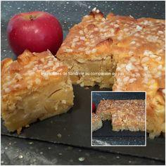 Gâteau madeleine au companion, thermomix, i cook'in ou sans robot
