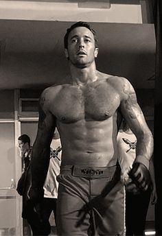 Alex O´Loughlin ~ An Intense Study