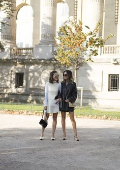 Black and White Chanel | Song of Style