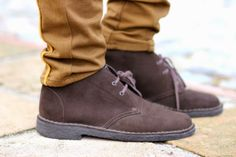 Daddy's neatness | Fashion Vintage Blogger: The Baker boy hat | Clarks | Desert Boots