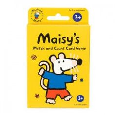Maisy's-match-and-count-card-game