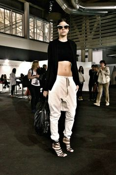 STREET STYLE – BARCELONA BRIDAL WEEK 2014 SPORT DELUXE, SPORT GLAM OUTFIT INSPIRATIONS - STREET STYLE