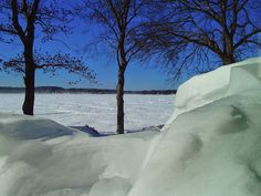 Winter on the Lake | Outdoors, By Cracky!