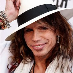 A little funky in this pic,but still! Love Steven Tyler!