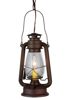 Reminiscent Of Days Of Yore, The Meyda Miners Lantern Is Perfect For A Variety Of Indoor And Outdoor Applications In A Home, Restaurant, Retail Store Or Hotel. A Classic, Nostalgic Design With An Elec