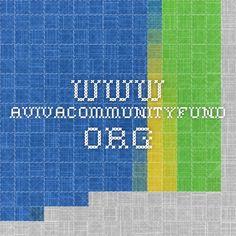 www.avivacommunityfund.org applications open Sept 15