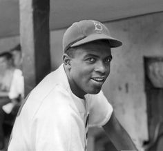 Jackie Robinson-such an inspiring man and story!  <3