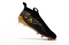 the best attitude 46dcb 3f988 Adidas PP Ace 17+ Purecontrol Firm Ground Boots - Core Black  Matte Gold  Nike