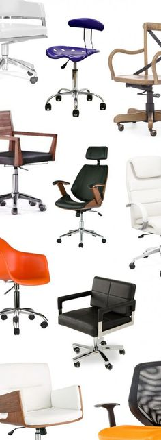 Modern Office Chairs | Up to 60% Off at dotandbo.com