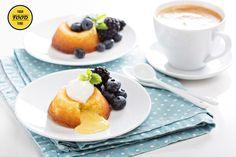 Quick Lemon Lava Cake (25-Minute Recipe) - Your Food Tube