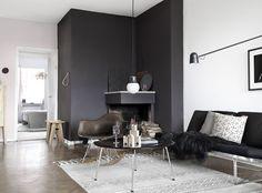 Apartamento Fastighetsbyran 3x (Foto: Marcus Lawett / divulgação)